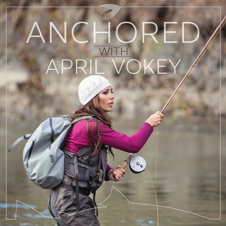 ANCHORED WITH APRIL VOKEY - Tom Rowland - The Experience