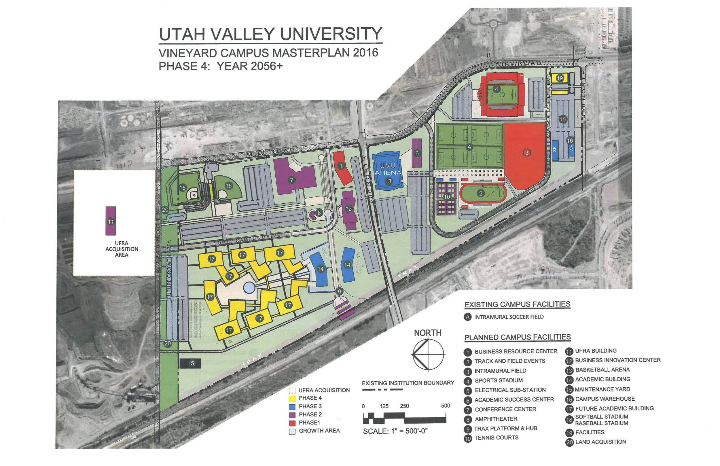 Utah Valley University Expansion