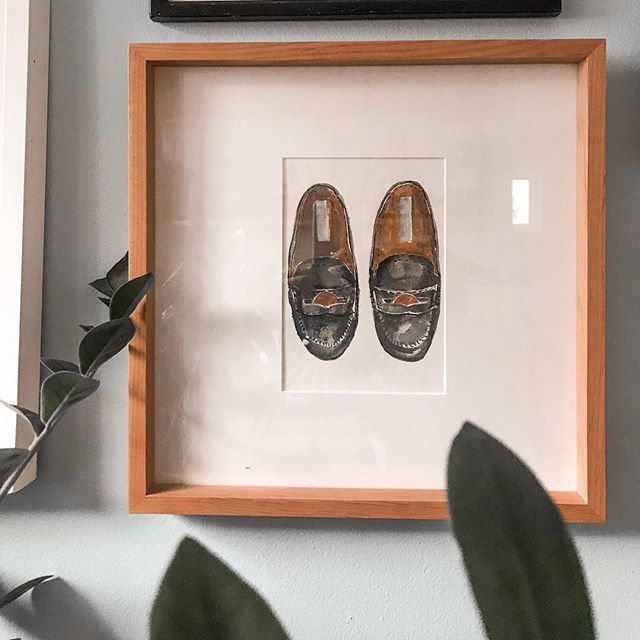 Recently added these loafers to my wall and now to my shop! 👞👞#linkinbio