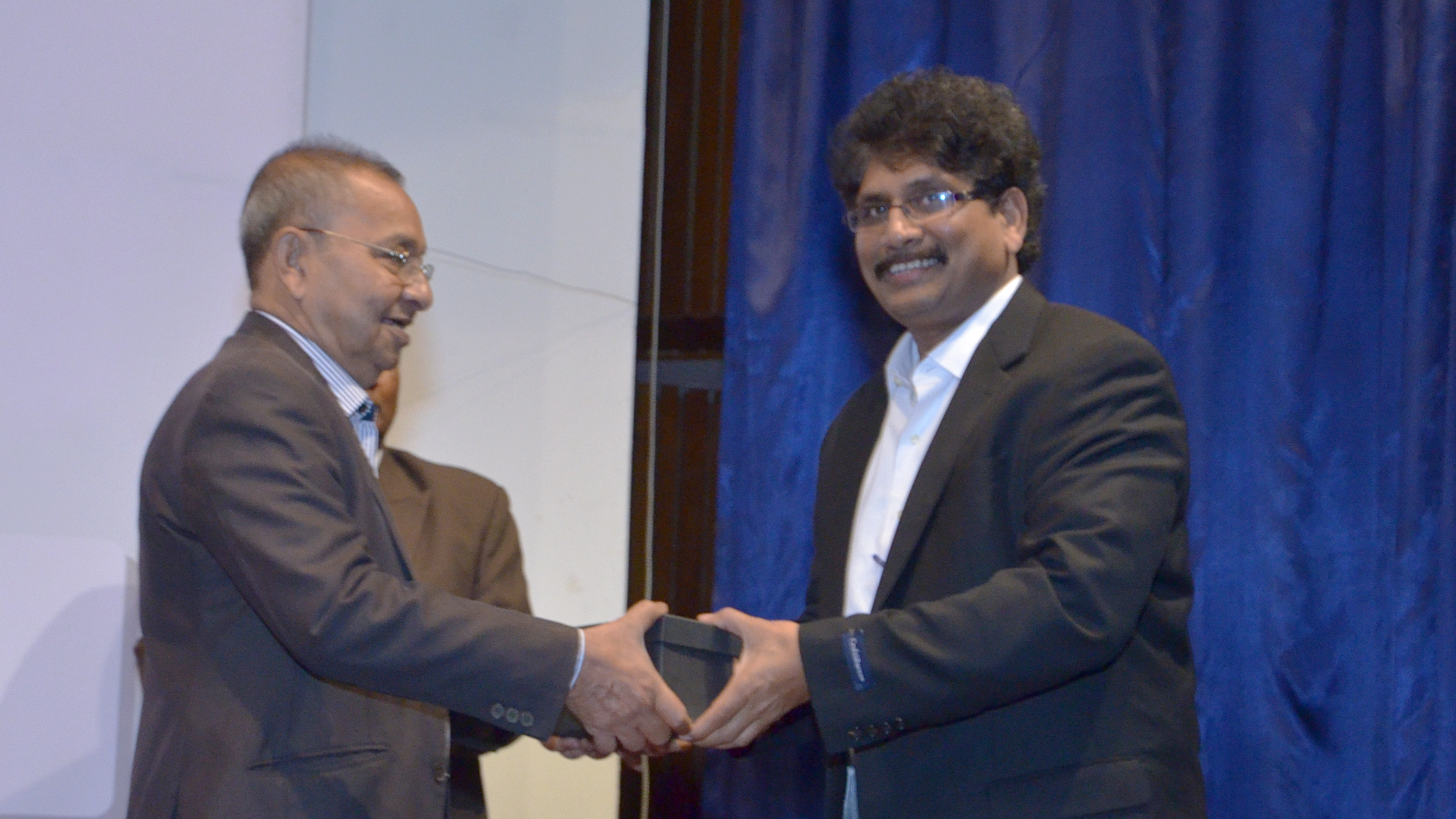 At ICROE 2017, Mumbai