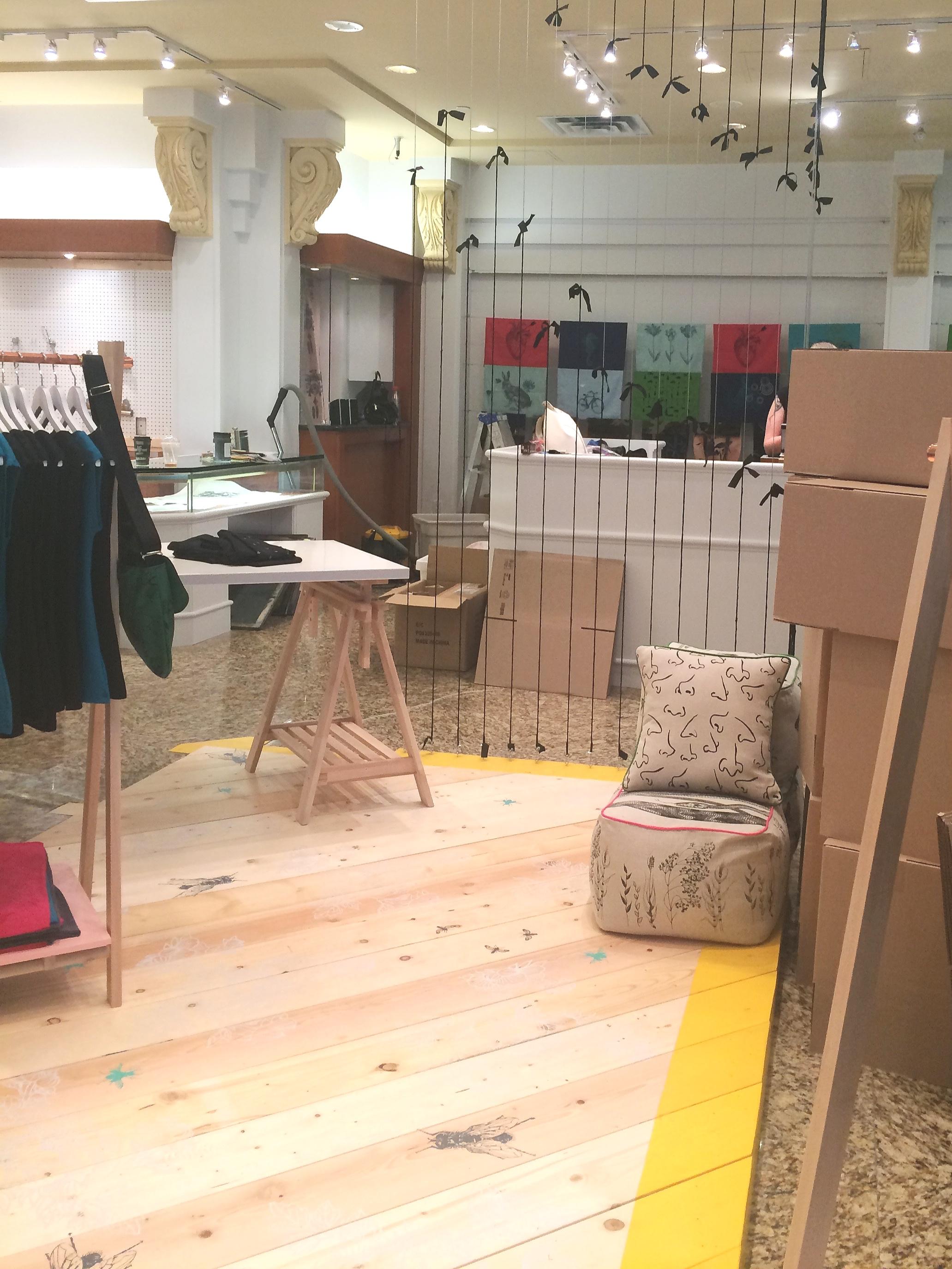 Pop-Up Shop| Victoria -
