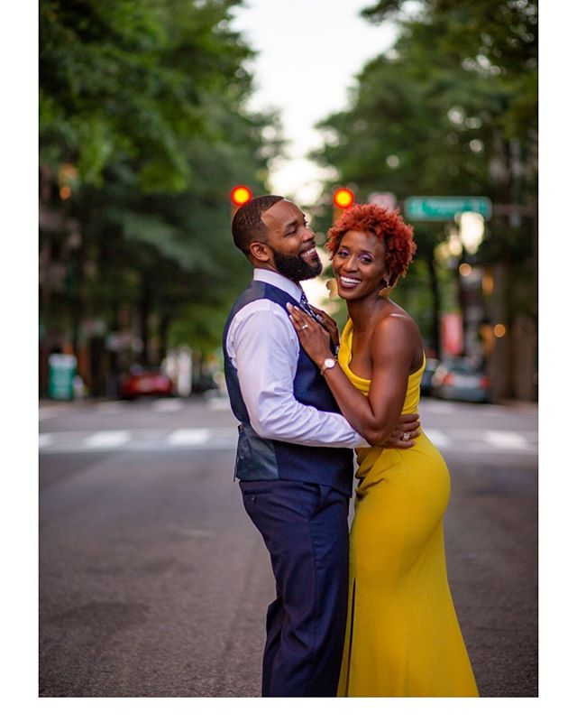 ✨TJ + Tronte tie the knot tomorrow @thejohnmarshallballrooms !! We know it'll turn out absolutely beautiful! Congrats again to the future Mr. & Mrs. Ballard! 📸 @divinebydesignimage