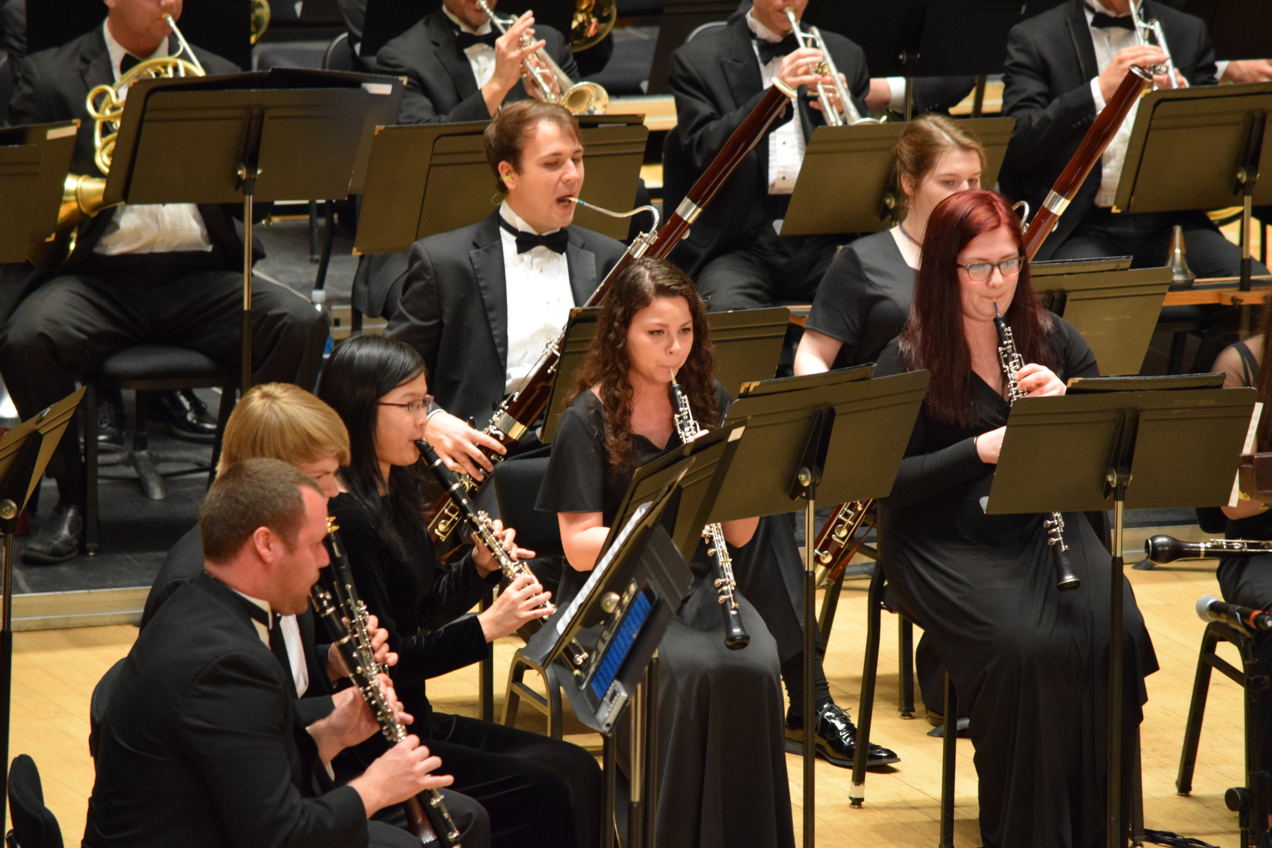 Detroit Symphony Youth Wind Ensemble -
