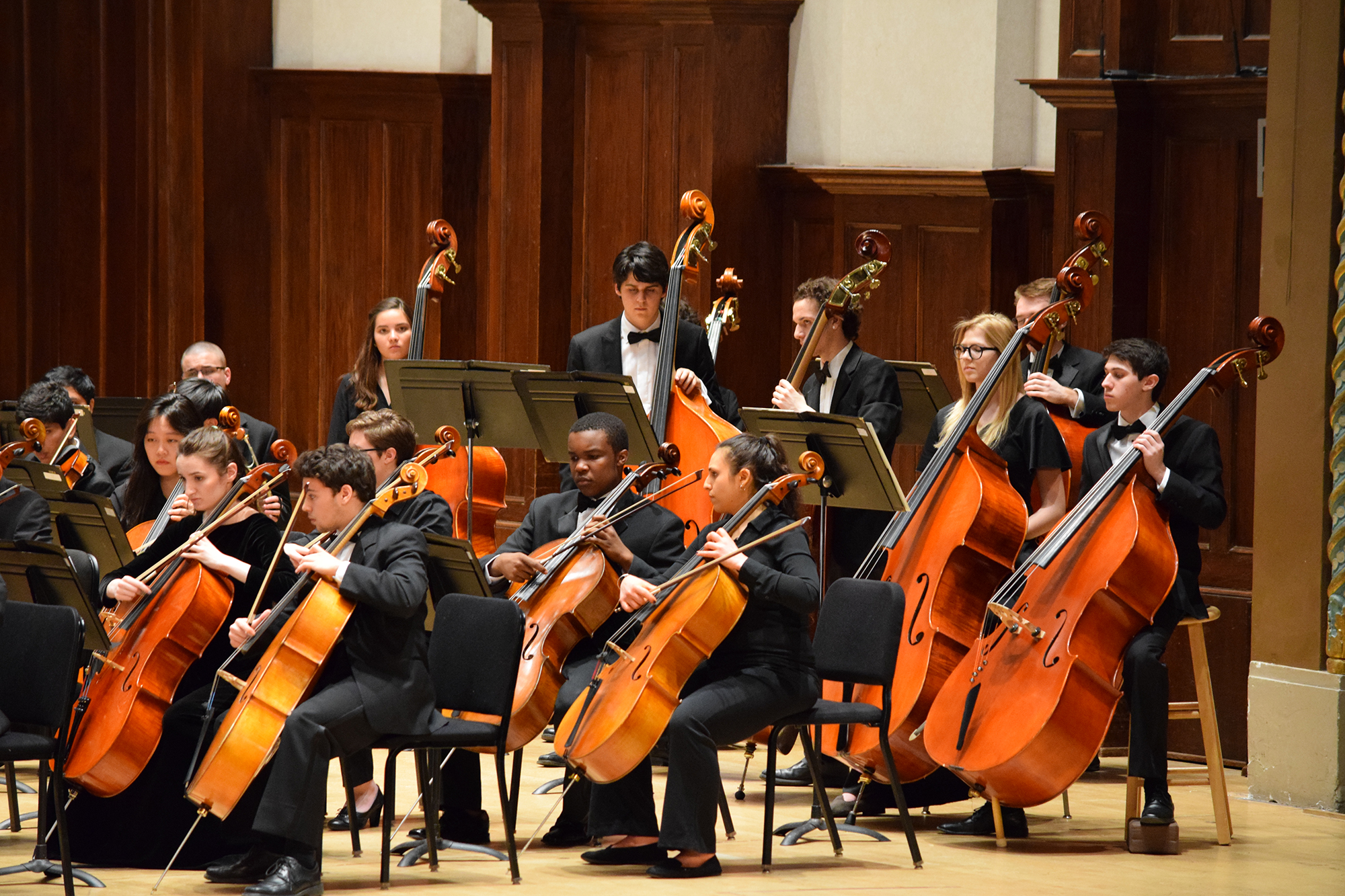Civic Concert String Orchestra -