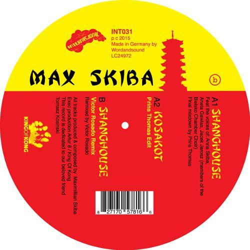 Max Skiba – Shanghouse