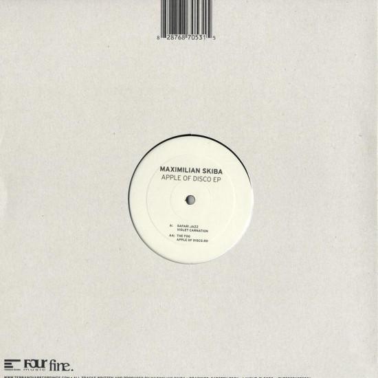 Maximilian Skiba – Apple Of Disco EP