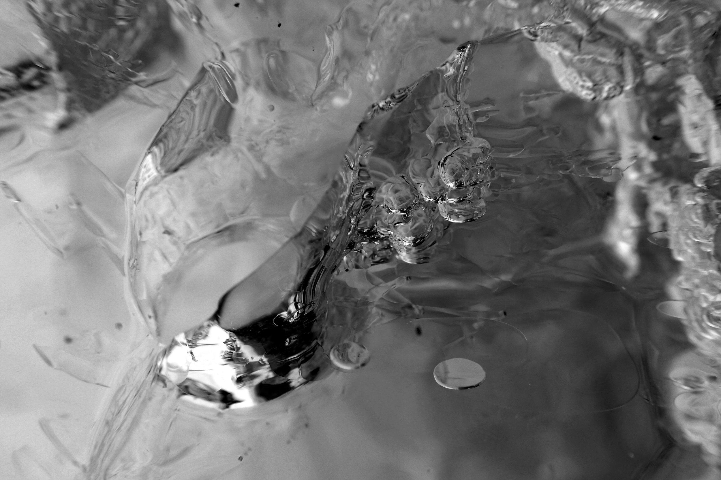 Recherche Glacier, Svalbard