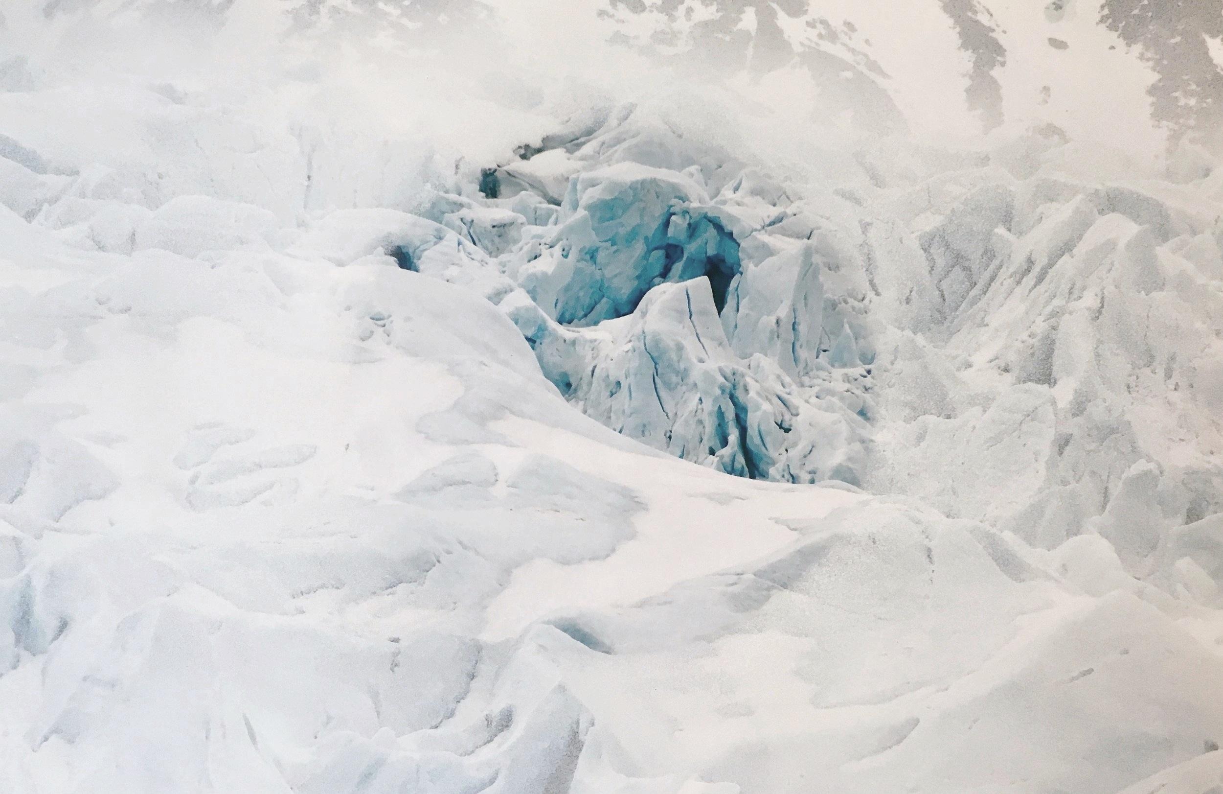 Endless Ice 1 (Svalbard) 2017