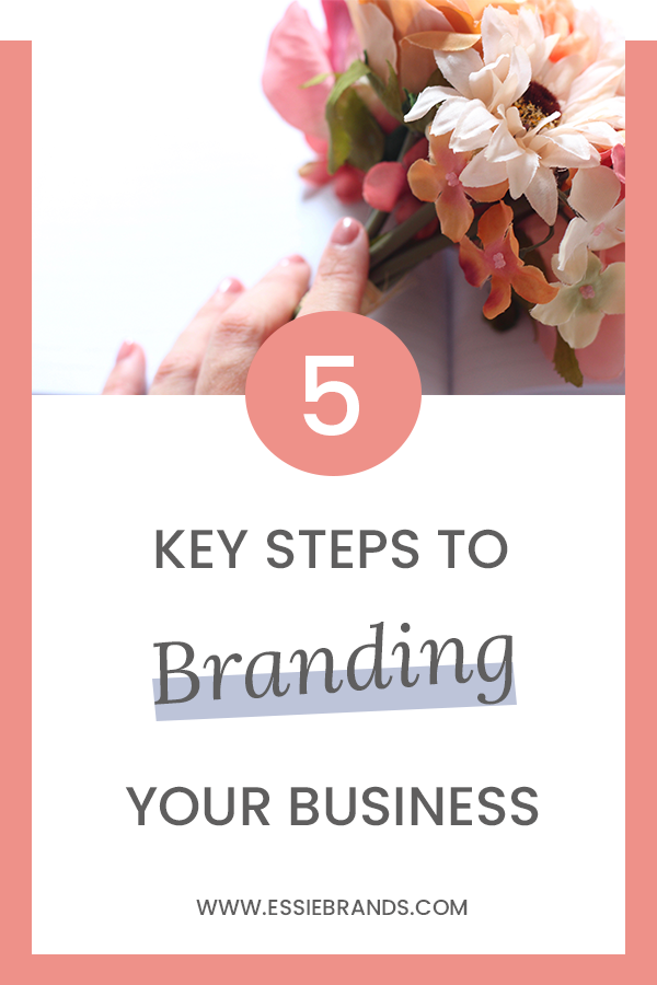 A checklist for branding your business. #brandingtips #brandingyourself #marketingtips