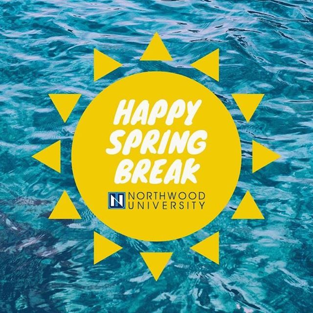 Have a fun and safe spring break, Timberwolves! What are your plans?☀️