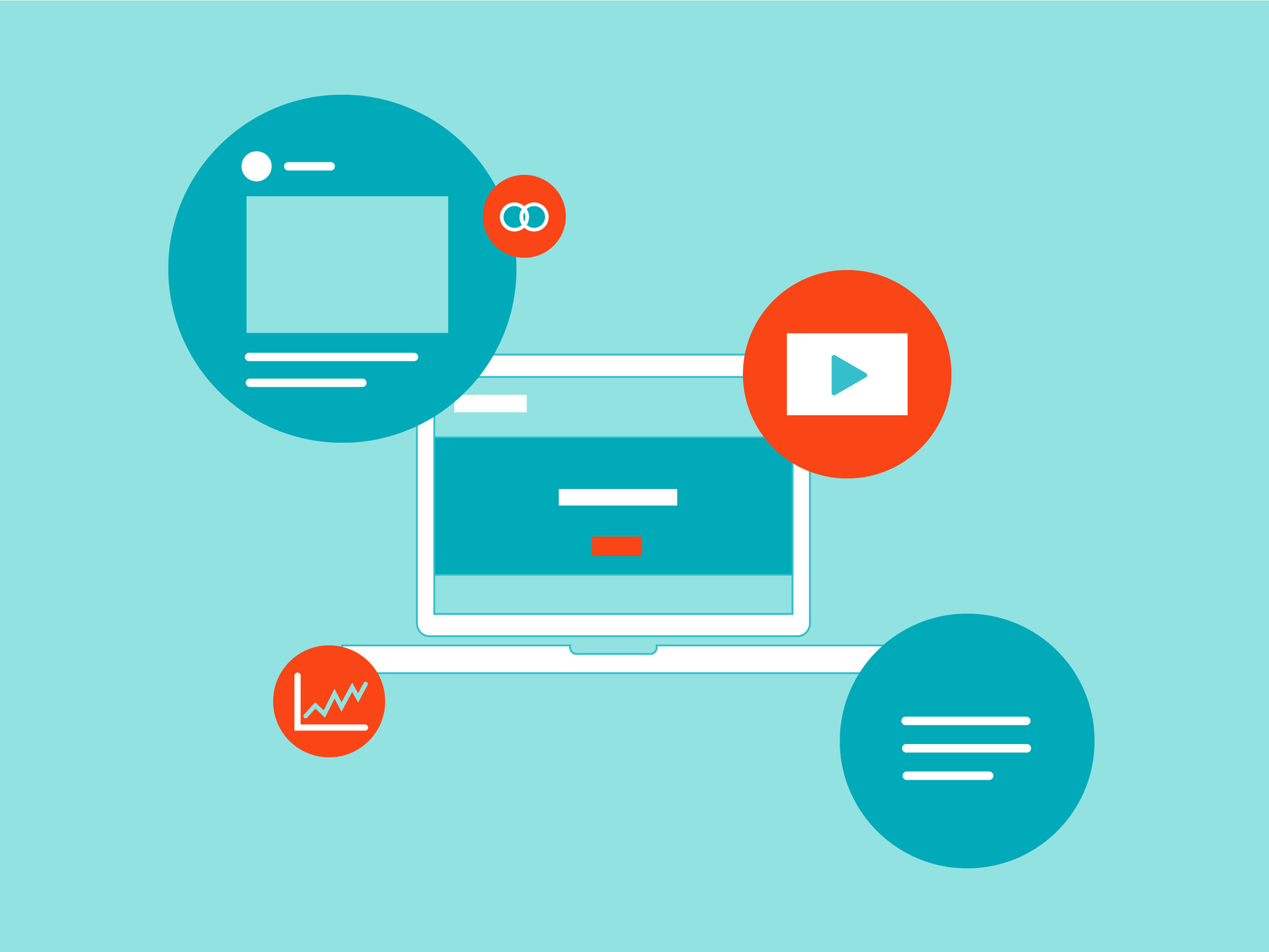 How do you evaluate the effectiveness. of digital content?