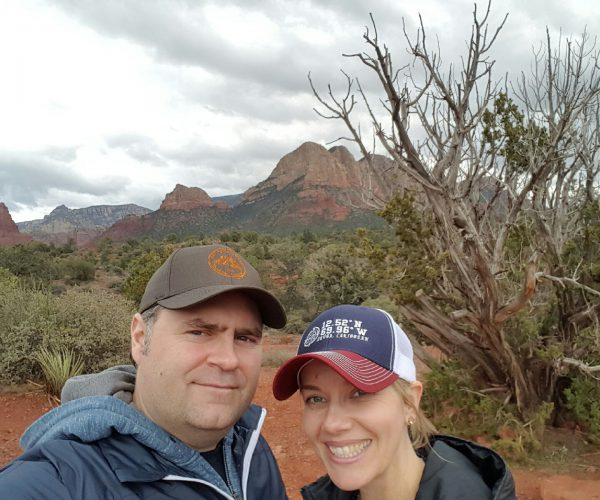 Sightseeing in Sedona, Arizona!