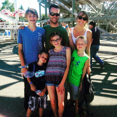 Day trip with our niece and nephews to Little Amerika
