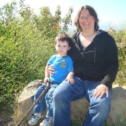 Jane and nephew James
