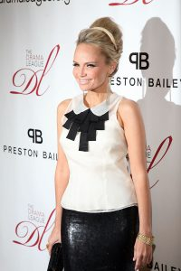 Kristin Chenoweth - 2012 Drama League Benefit Gala