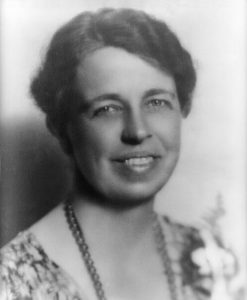 Eleanor Roosevelt's 1933 Portrait