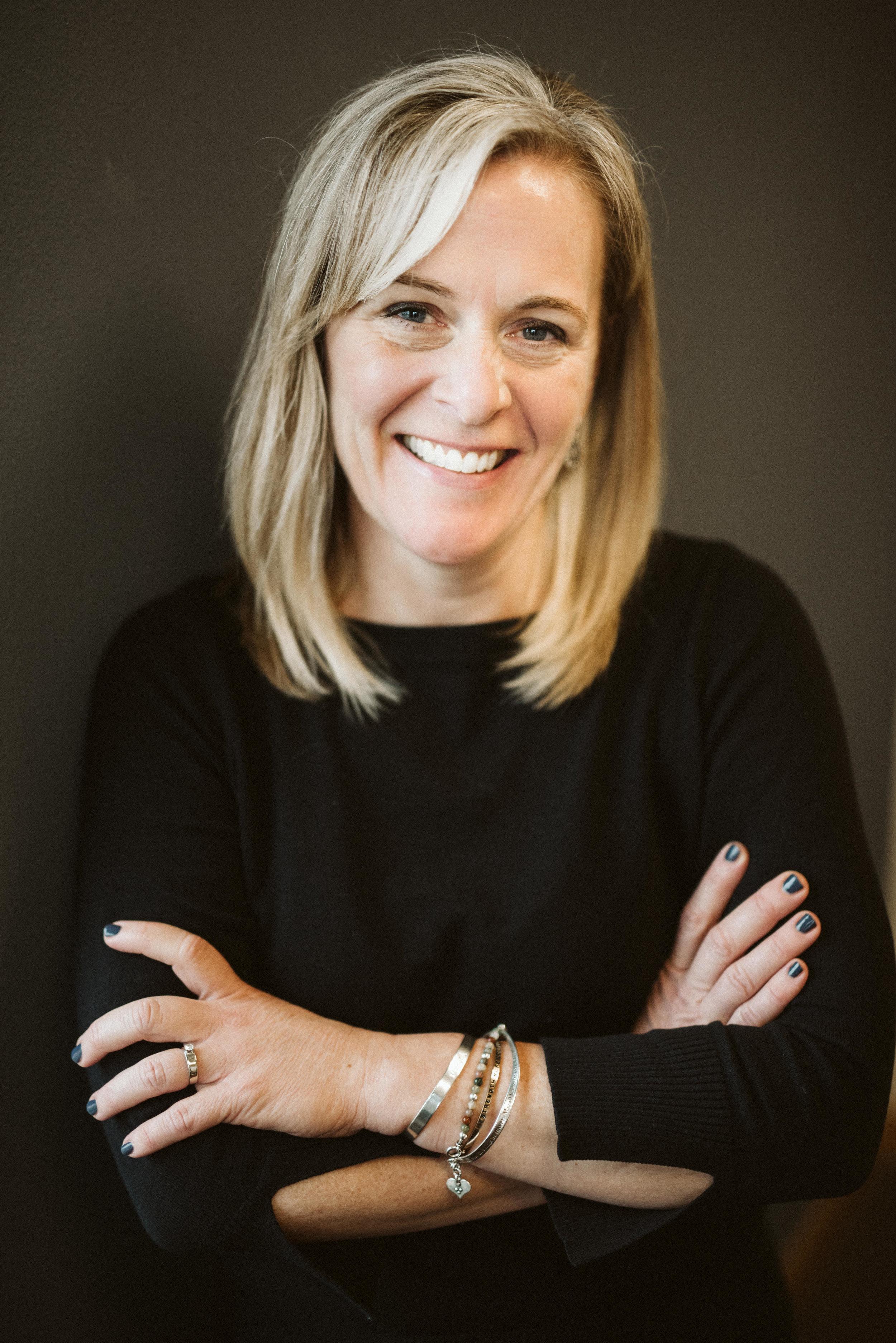 Claire Schulz Bergman Executive Director, Adoption Social Worker