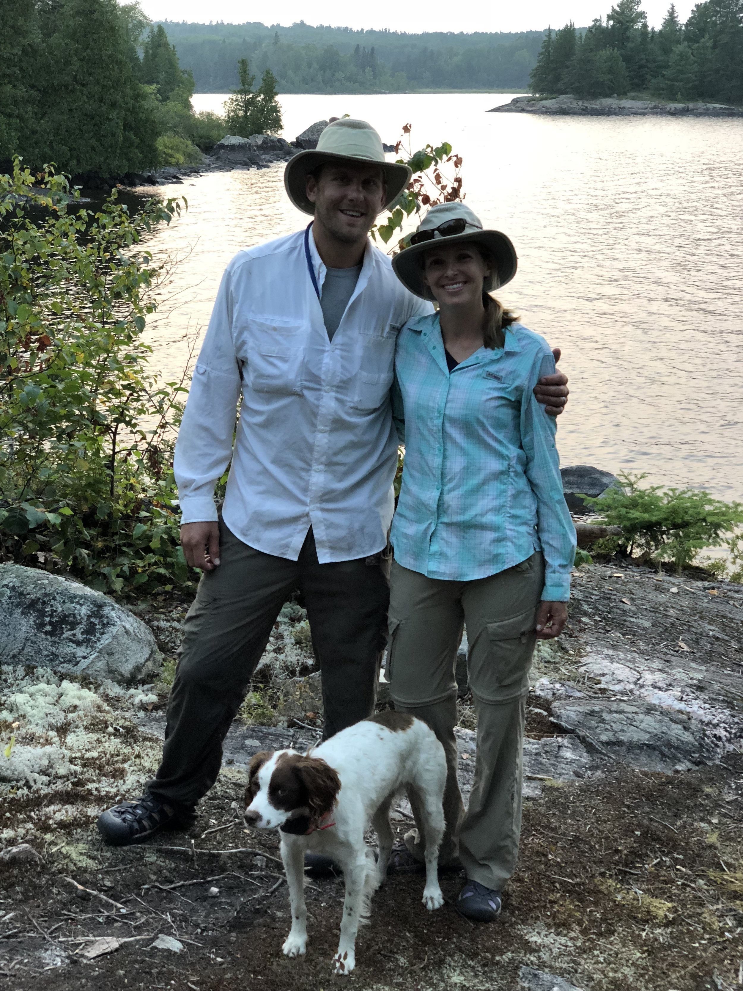 family fun in the boundary waters