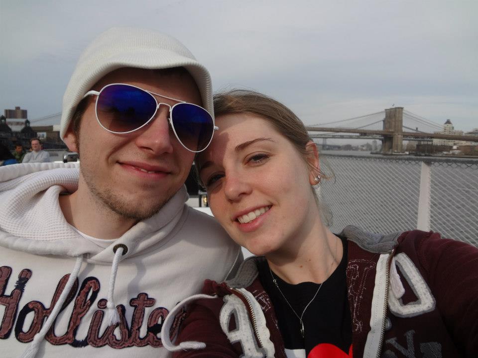 touring new york harbor