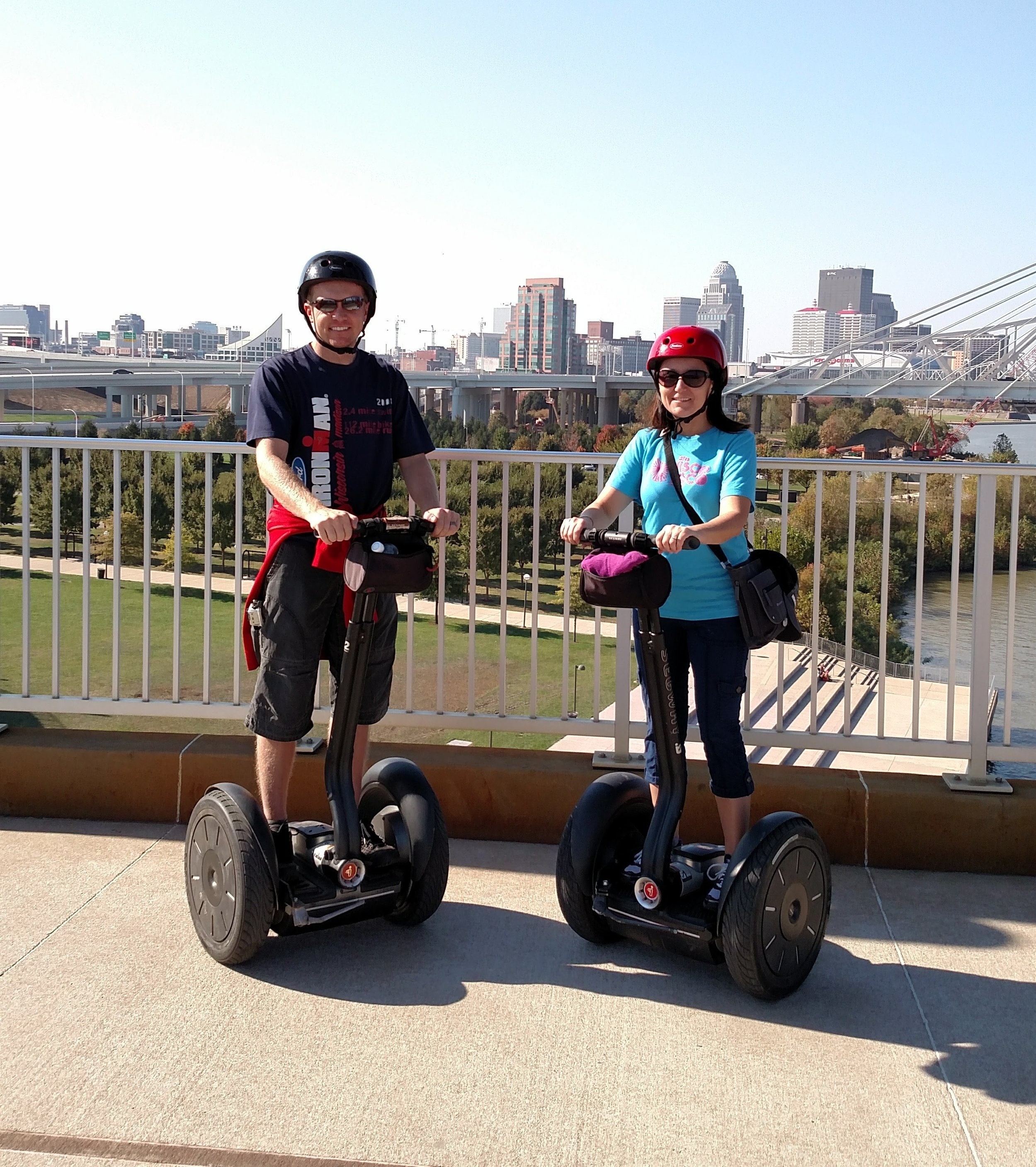 segway tour in louisville, ky