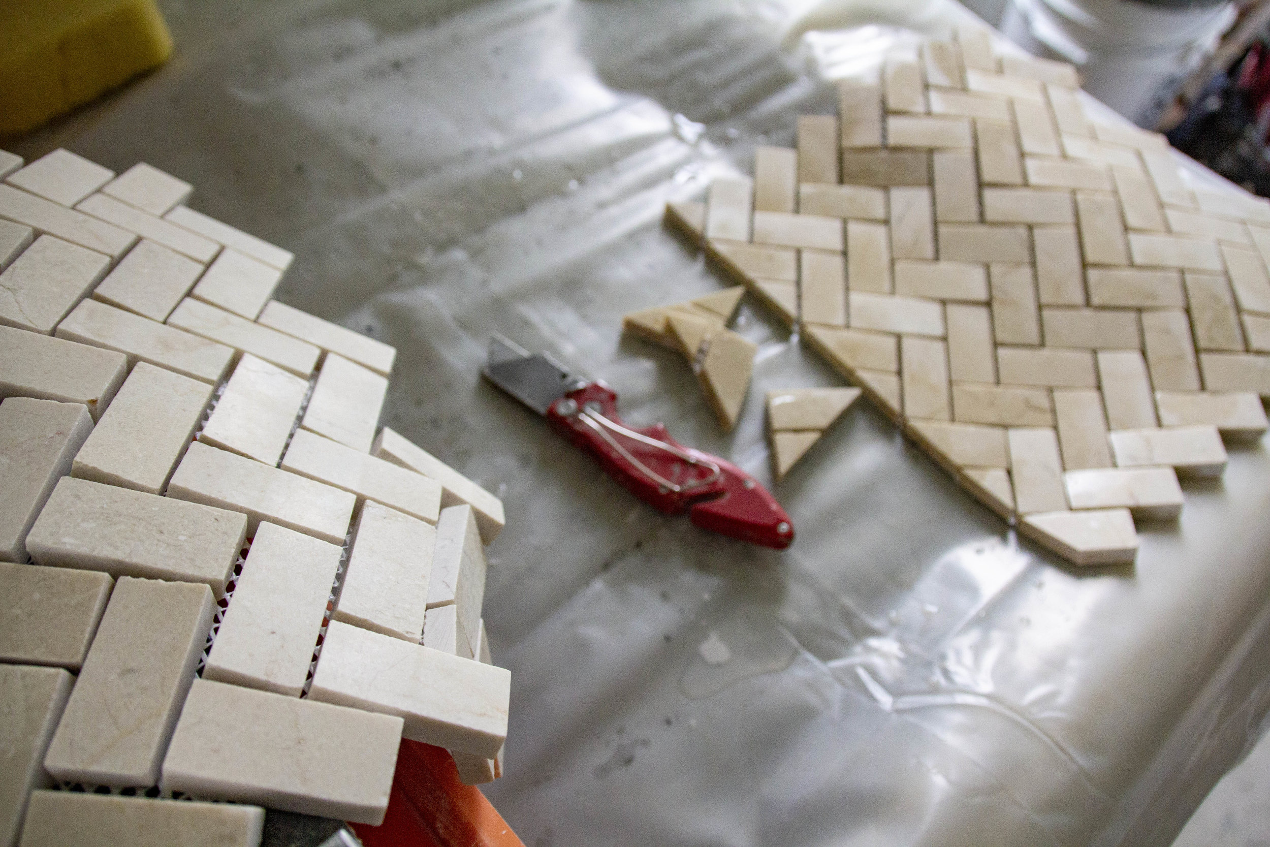 Tiles and razor knife.jpg