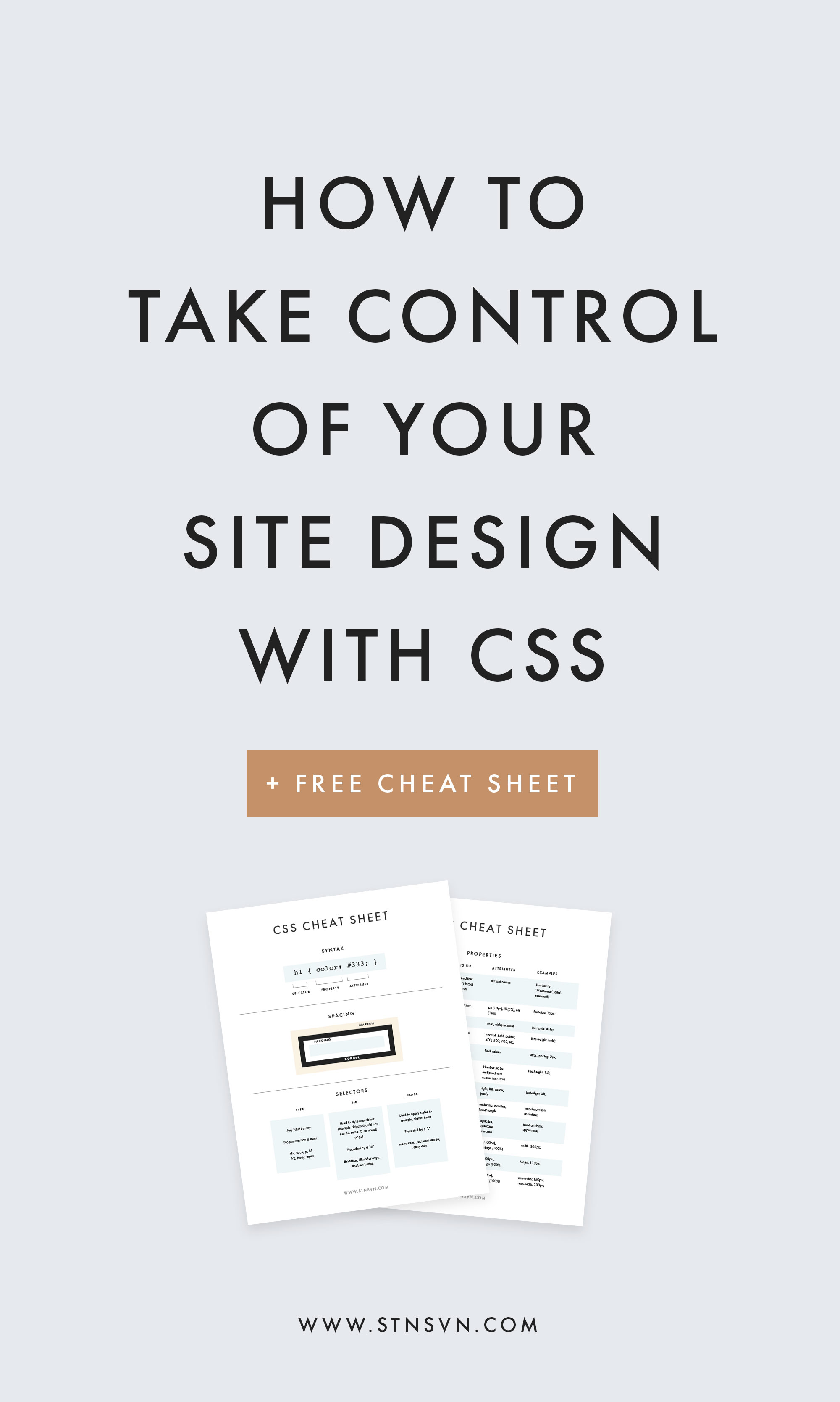 Own Your Site Design- An Intro to CSS for Bloggers .jpeg