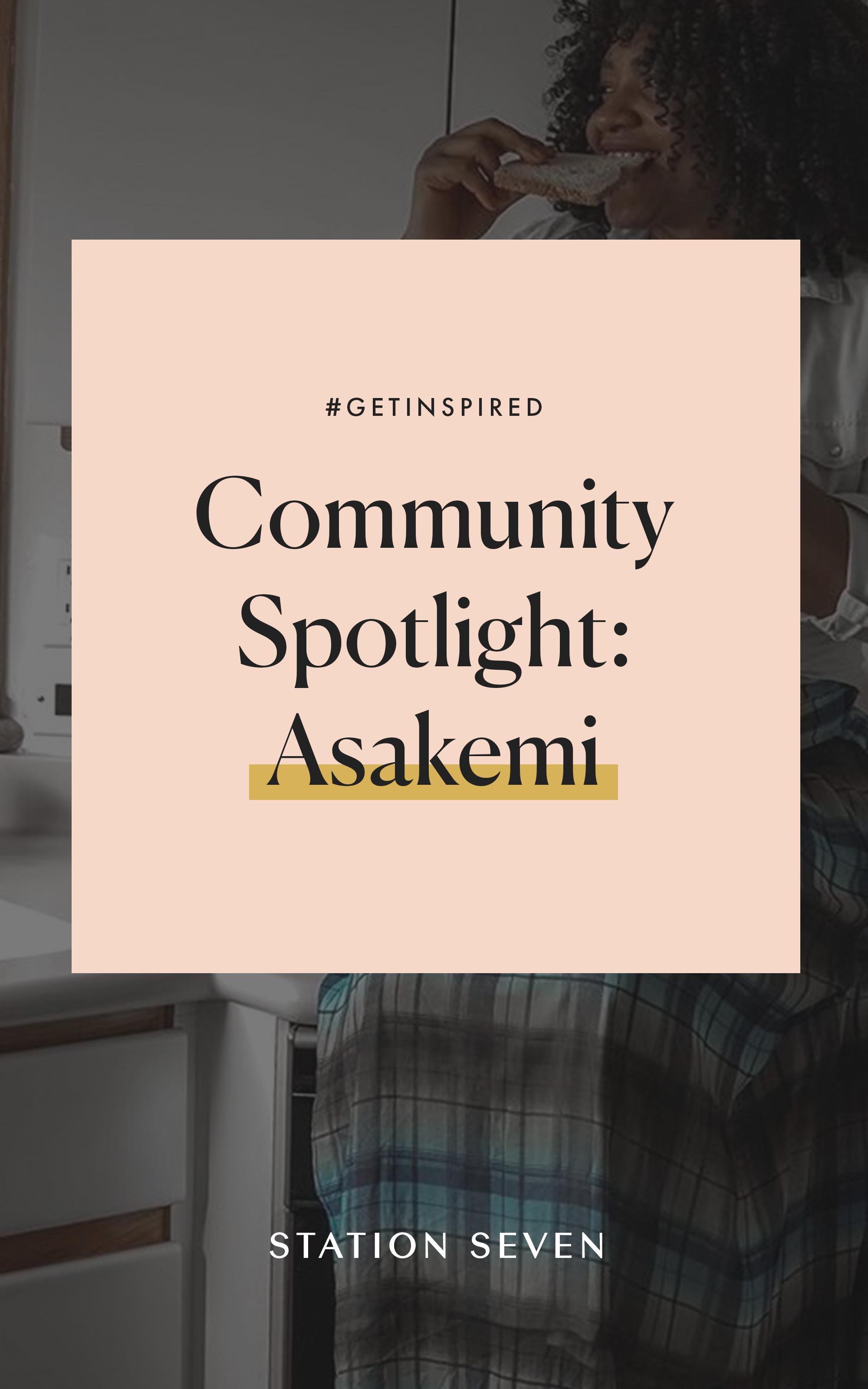 Asakemi Community Spotlight