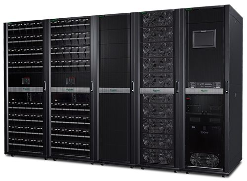 Symmetra PX 250kW Scalable to 500kW without Maintenance Bypass or Distribution-Parallel Capable