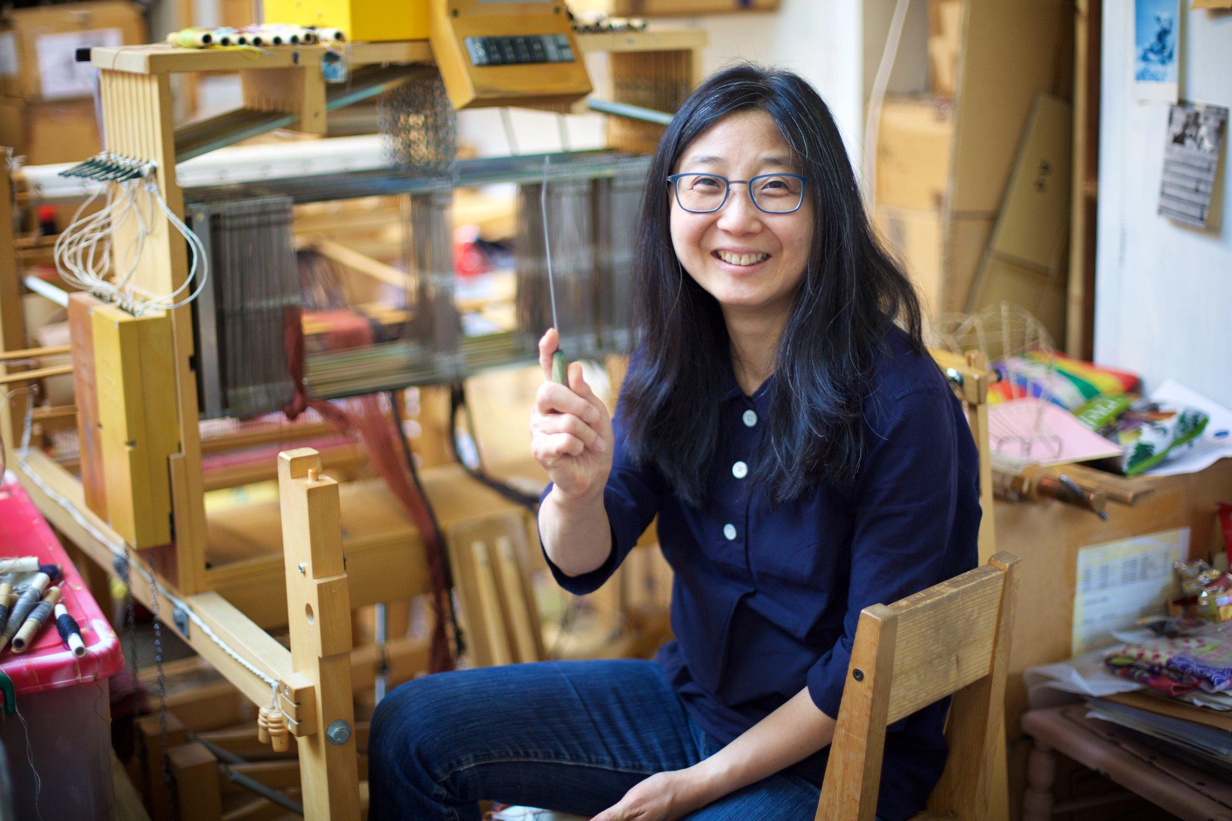 Holborn - Mica Hirosawa at Cockpit Arts Open Studios, photo by Jamie Trounce.jpg