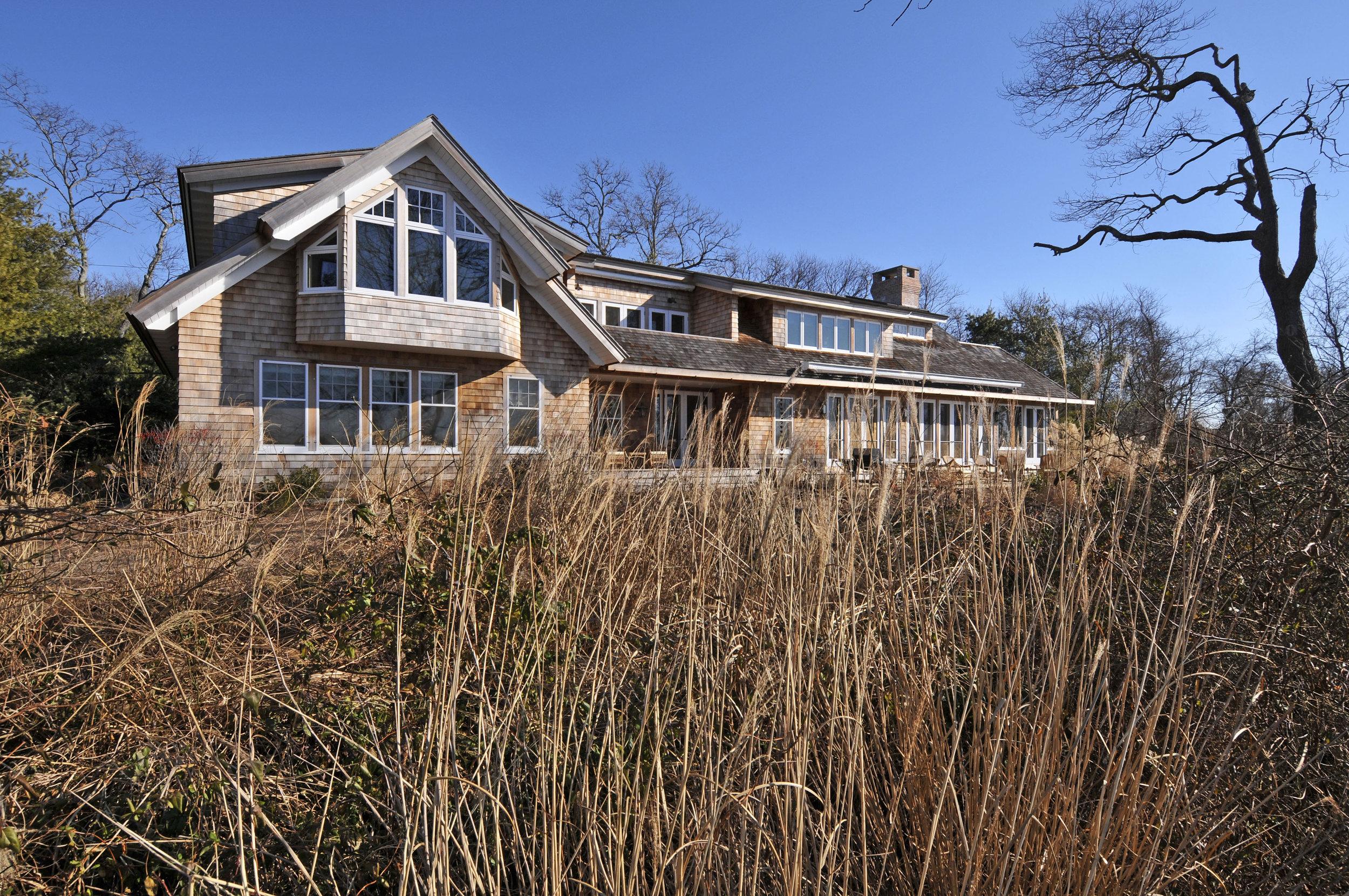 old farm residence -