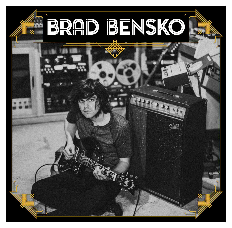 Brad Bensko's self-titled debut album.