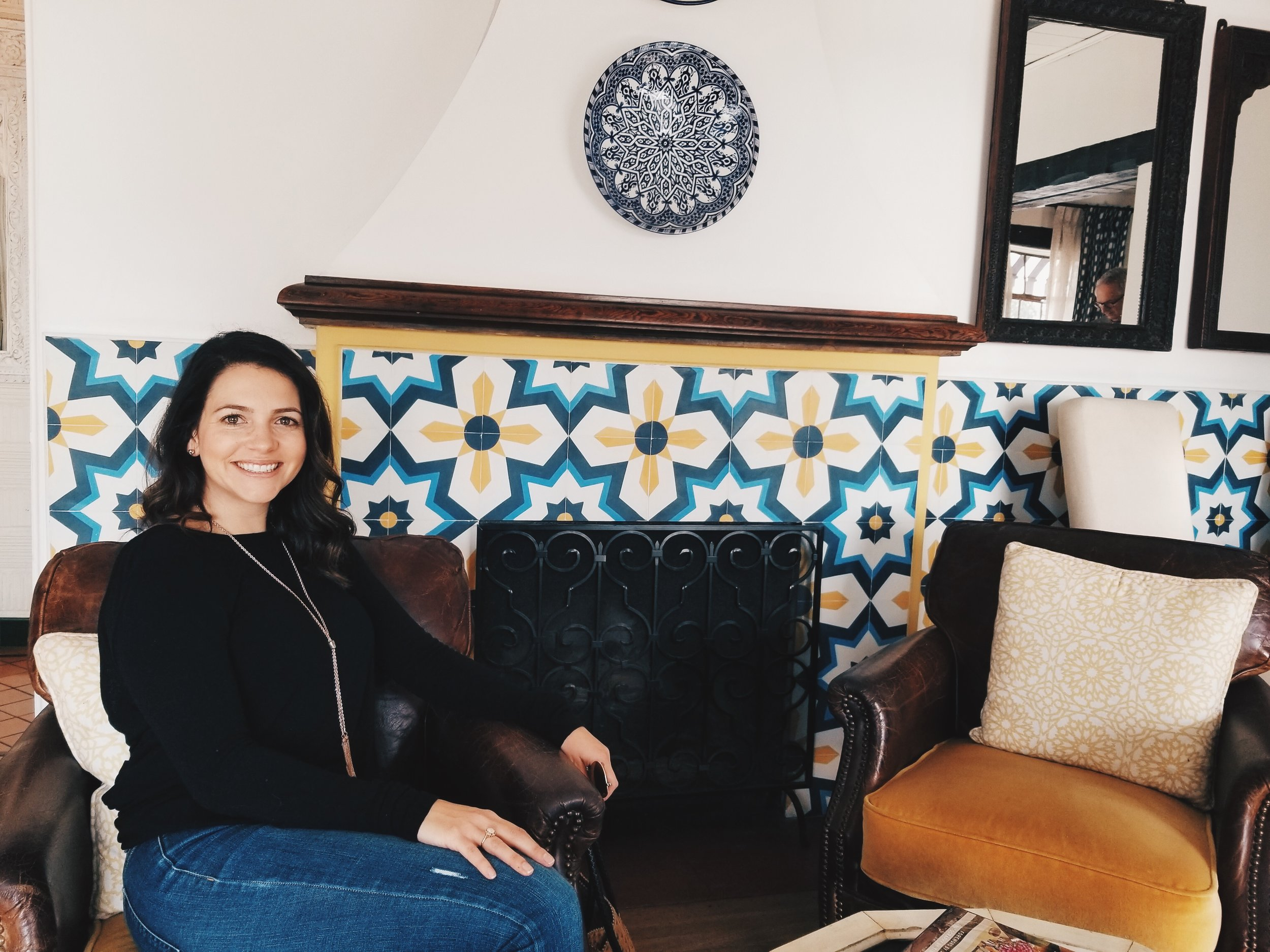 Design Meets Travel Danielle DeCarr -