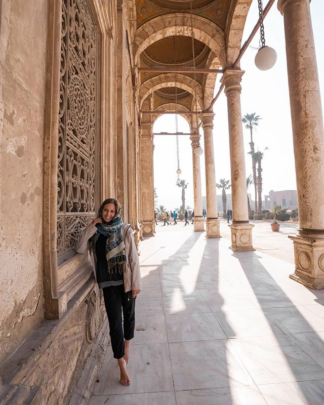 "I can choose either to be a victim of the world or an adventurer in search of treasure. It's all a question of how I view my life."" 🌟🧭🌍 - The Alchemist . #globetrotters#girlsgoneglobal#goexplore#visitegypt#cairo#travellikeagirl#femmetravel#femmetraveler#travelinhershoes#travelinspiration#theculturetrip#travelawesome#traveladdict#travellover#architecture#islamicarchitecture#digitalnomad"