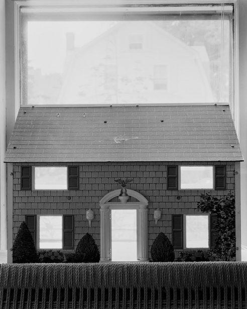 """ABELARDO MORELL   Dollhouse, 1987/2017 from """"Childhood"""" Archival Pigment Print #2/5 Retail framed: $10,000"""