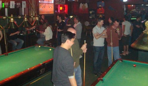 Free Pool for our members - Never a cover for Members or pay for pool