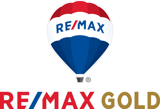 RE/MAX Gold balloon transparent .png