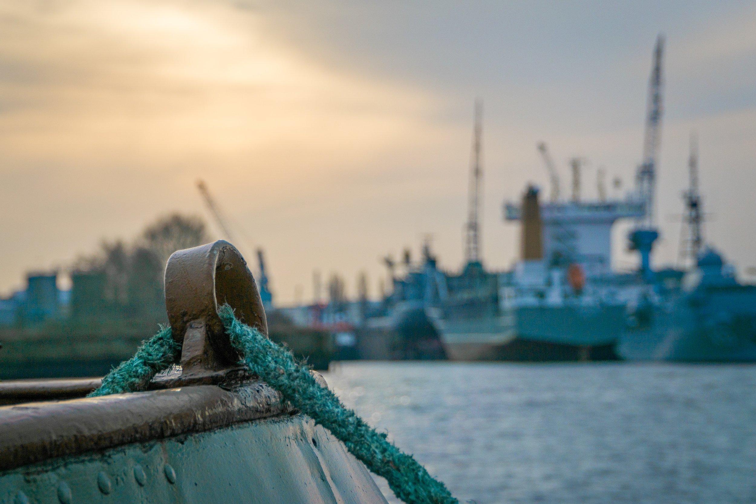 SHIPCHANDLERY -