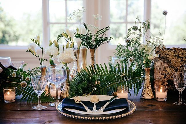 For the love of plants Photo @leafweddingphotography  Florals @momentsinbloom  Rentals @farmtablesandmore