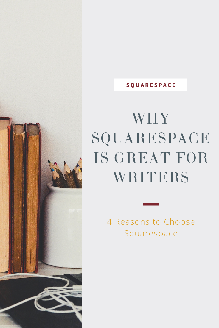 squarespace writers authors bloggers