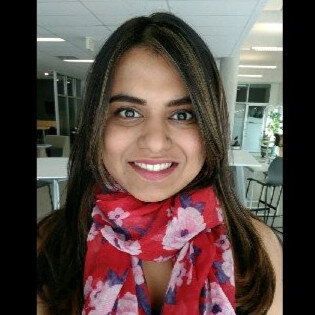 Priyanka Pai   Tours coordinator and events planner
