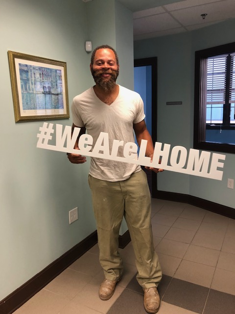 Marcus, Pride Consulting, LLC. - Making a home is nothing new to Marcus, he has done it many times. After serving his country and returning home to Louisville as an Army Veteran Marcus founded Pride Leadership Academy to teach young folk some basic construction skills and how to be responsible members of the workforce. Marcus has been directly responsible or involved in the rehabilitation of several homes in West Louisville. He is making his mark in a positive way in our community, one house at a time. He is involved, informed and stays connected to community plans and projects. LHOME is pleased to provide working capital to another home improvement project supervised by Marcus. Keep an eye on S. 39th Street as another home gets brought back to life and made livable. This is a neighborhood Marcus grew up in and is now making a difference in, a neighborhood Marcus is still proud to call home. Also, keep an eye on your TV for a documentary which features some of Mr. Harris' work. Recently a film crew interviewed Marcus while in Louisville doing a story on Butch Mosby, Founder and President of Sponsors 4 Success. The nationally known journalist, Soledad O'Brien who directs the documentary will present the series some time in November-stay tuned.