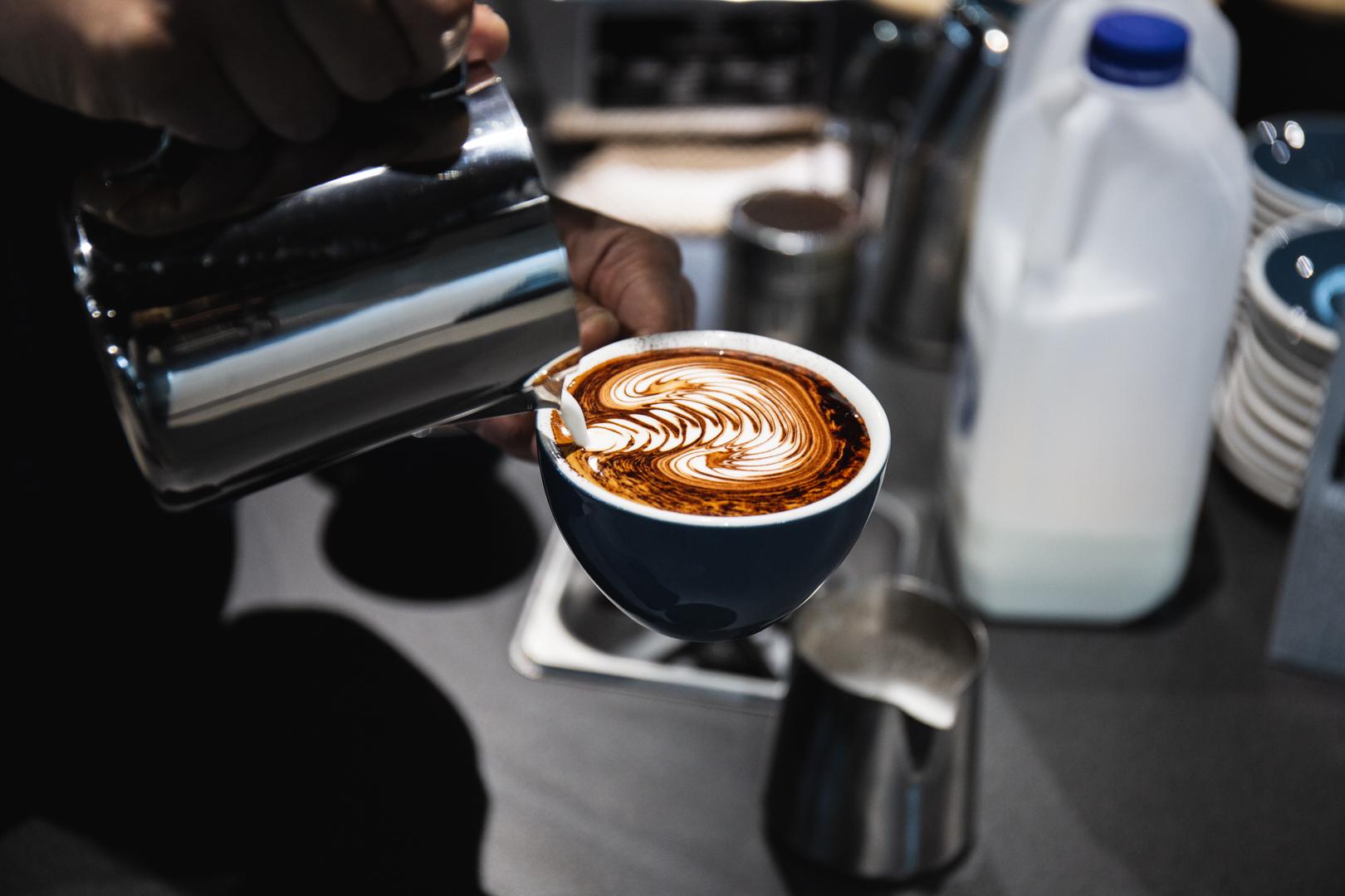 Latte Art -