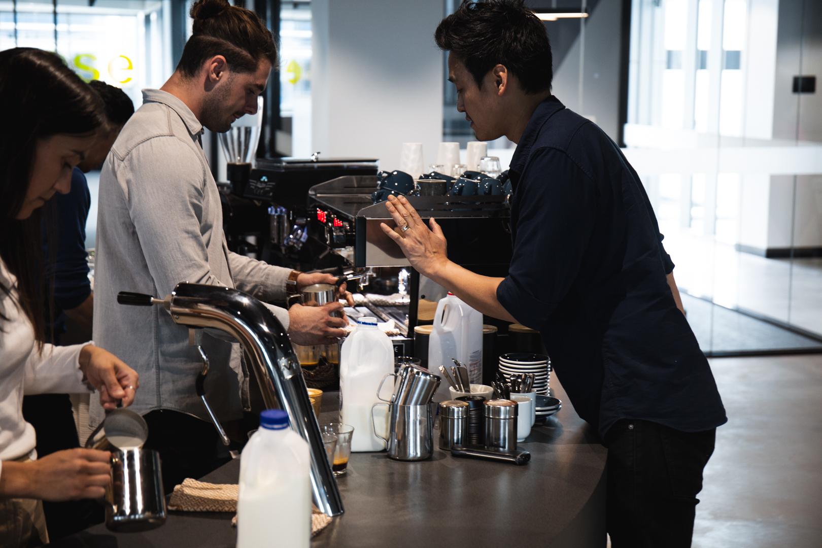 barista apprenticeship -