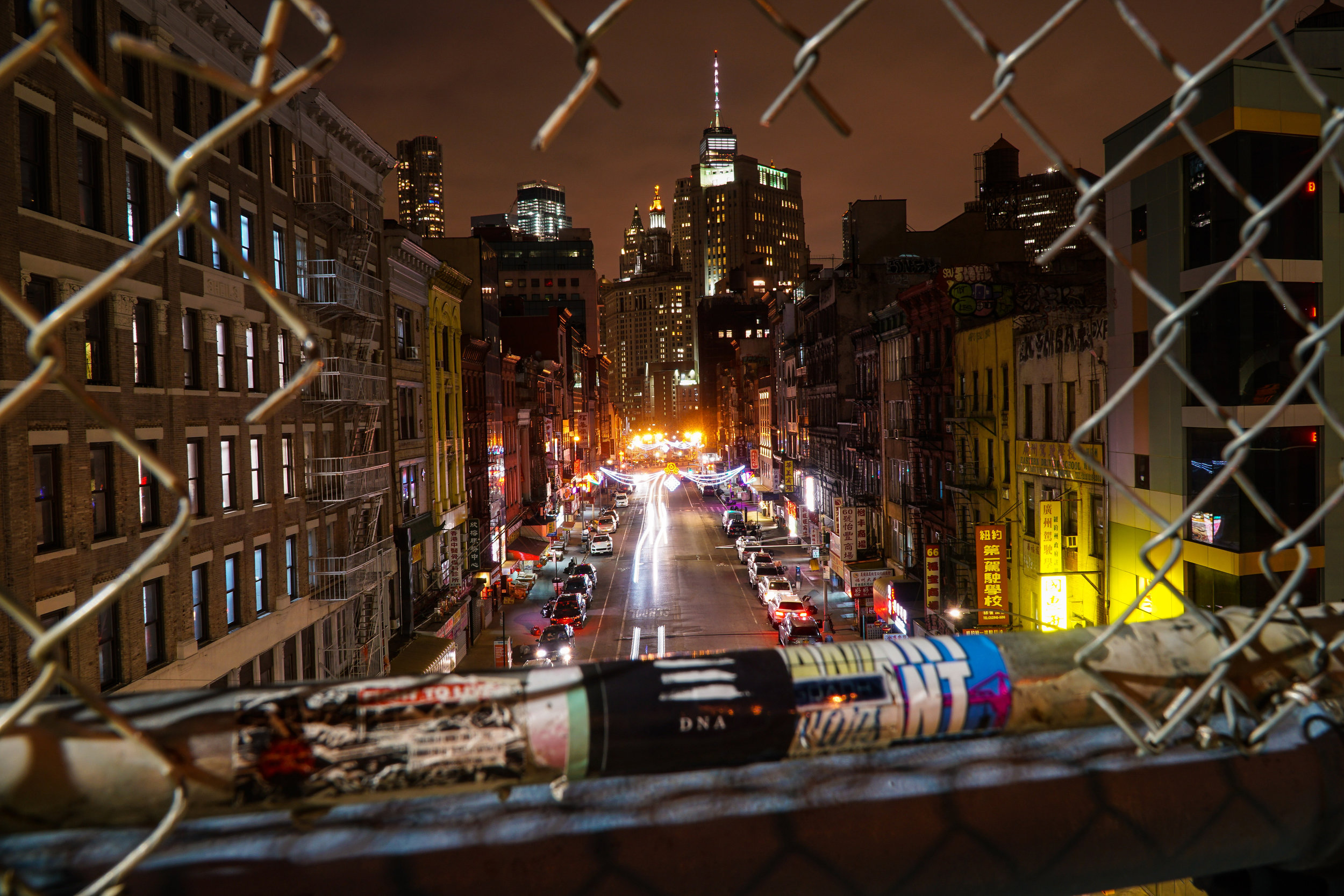 NYC through the wire.jpg