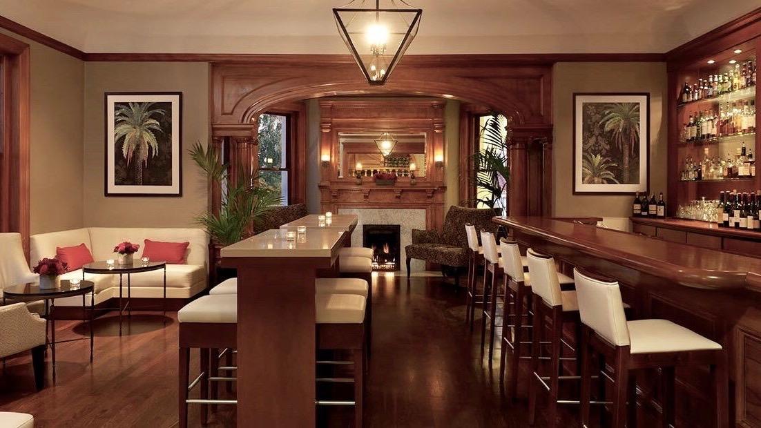 Hayes Mansion Bar