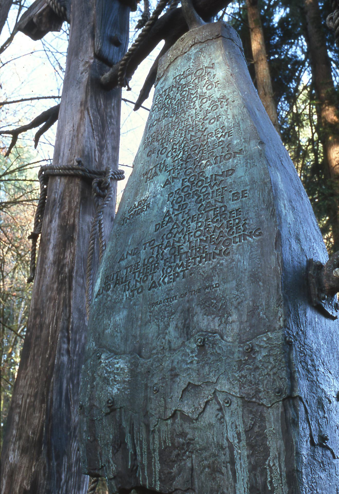 Wailing Bell (detail)