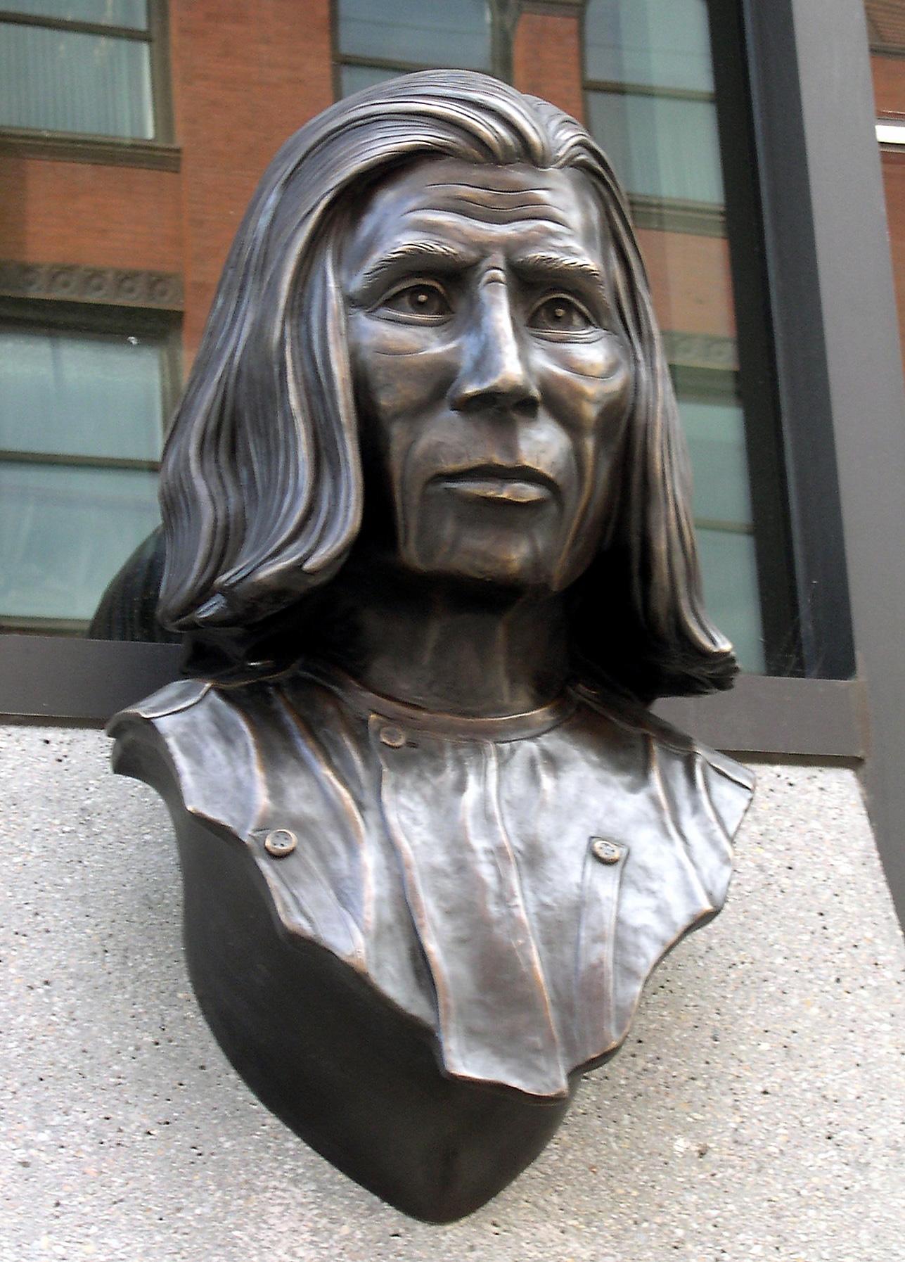 Chief Spokane Garry