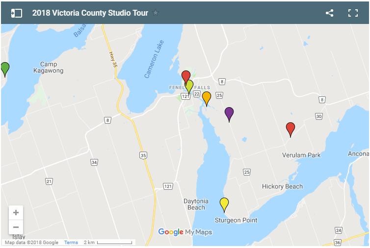 Photo credit: Victoria County Studio Tour website