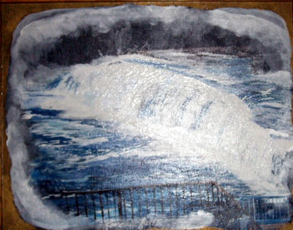 Painted by Janet Ferrier Secord