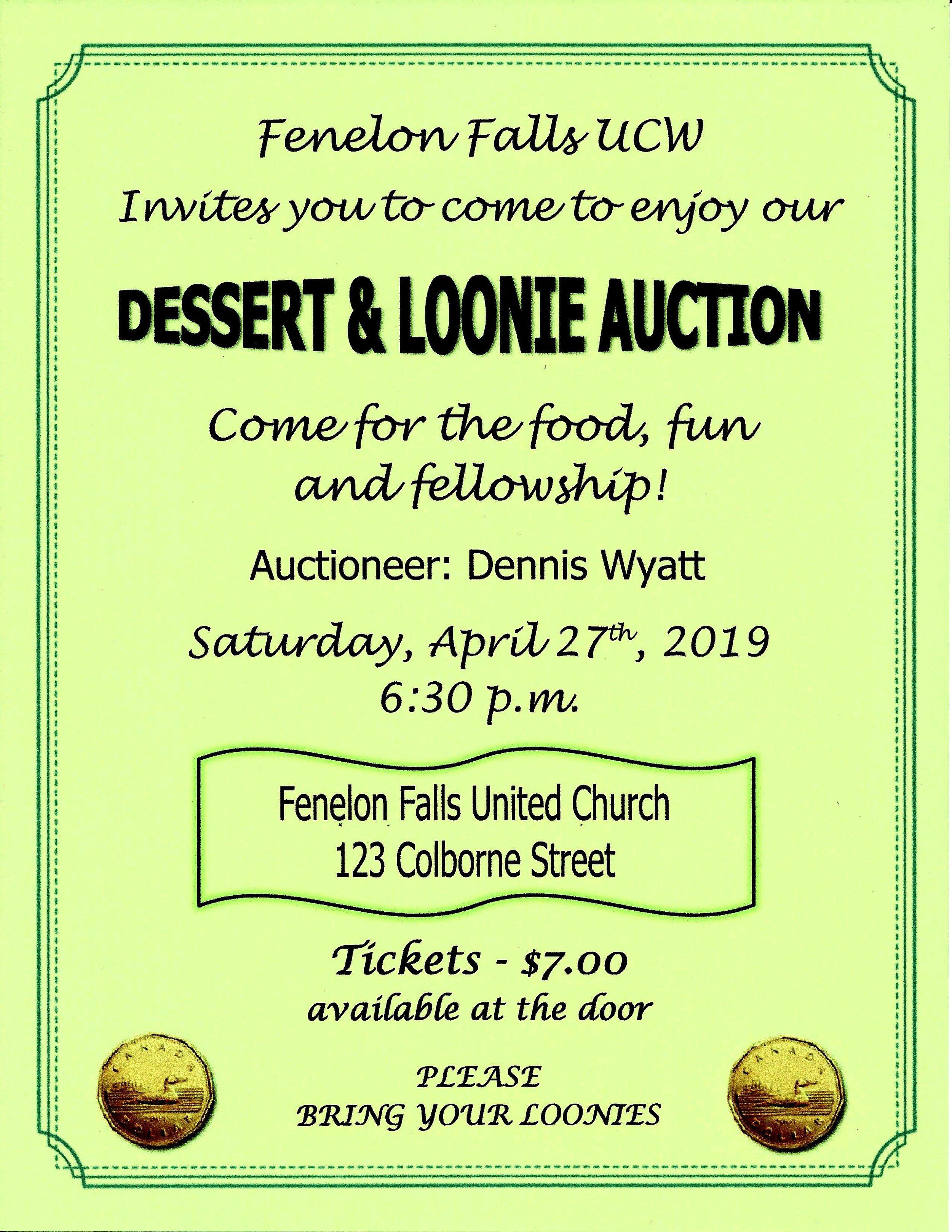 dessert  loonie auction 2019 poster.jpg
